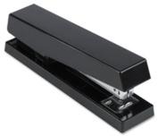 Business Source BSN65648 Desktop Stapler- 3-.50in. Throat- Standard Staples- Black