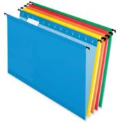 Hanging File Folders, Legal, 20/PK, Orange. 20 EA/BX.