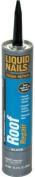 Liquid Nails Roof Repair Black Sealant