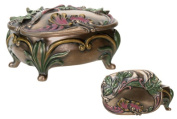 YTC SUMMIT 7619 Art Nouveau - Spring Box - C-36