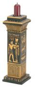 YTC SUMMIT 6612 Egyptian Column Candleholder - C-36