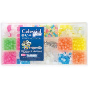 The Beadery Bead Box Kit 982 Beads Celestial Glow