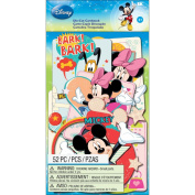 Disney Cardstock Die-Cuts 52/Pkg-Mickey Family