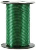 24 Gauge Wire 25 Yards/Pkg-Green