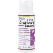Americana Chalkboard Clear Coating-2 Ounces