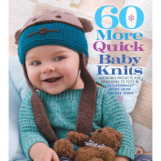 Sixth & Springs Books 60 More Quick Baby Knits