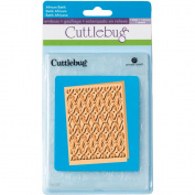 Cuttlebug A2 Embossing Folder-African Batik