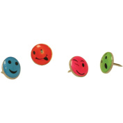 Baumgartens Inc BAUM29820 Fancy Push Pins Hearts
