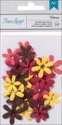Flower Shoppe Decorative Flowers-Victoria-Warm