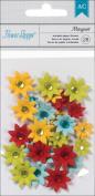 Flower Shoppe Decorative Flowers-Margriet-Brights