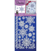 Dazzles Stickers -Snowflakes