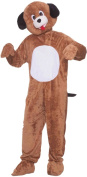 Puppy Mascot Adult Halloween Costume, Size
