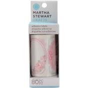 Martha Stewart CraftsVintage Girl Adhesive Labels, 80/pkg