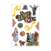 Paper House 3-D Sticker-Wizard Of Oz