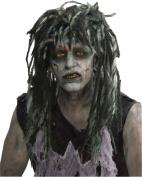 Rocker Zombie Wig Adult Halloween Accessory