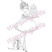 Stamping Bella Stamp-Uptown Girl Ava...Celebrate