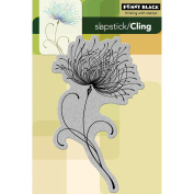Penny Black Cling Rubber Stamp 10cm x 15cm Sheet-Dreamy