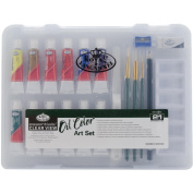 Clearview Small Oil Painting Art Set-