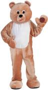 Honey Bear Mascot Adult Halloween Costume, Size