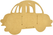 Beyond The Page MDF Car Party Favour