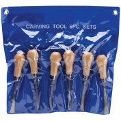 Excel Palm Style Deluxe Wood Carving Set