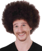 LMFAO Red Foo Wig Adult Halloween Accessory