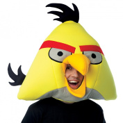 Costumes 211328 Angry Birds- Yellow Angry Bird Mask