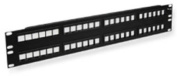 ICC IC107BP482 48 Port 2RMS Blank Patch Panel