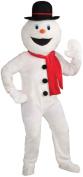 WMU Snowman Mascot