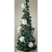 Wilton 1006-917 Rose Garland 6 Feet -White