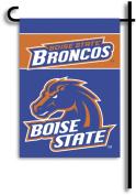 Boise State Broncos-2-Sided Garden Flag
