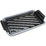 """Recipe Right Broiler Pan Set 18cm X11""""-"""