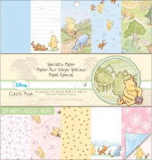 Disney Specialty Double-Sided Paper Pad-Pooh