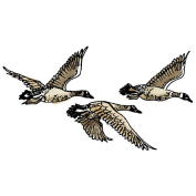 Art Impressions G1045 Art Impressions Wilderness Series Cling Rubber Stamp-Geese