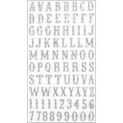Sticko E5210118 Sticko Alphabet Stickers-Carnival