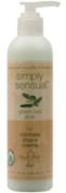 Simply Sensual Shave Creme - 8 Oz Green Tea