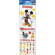 Trends International 200716 Mickey Sticker Multi