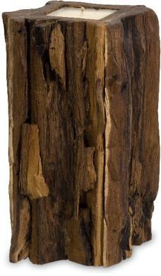 Imax 51368 Large Teakwood Candle