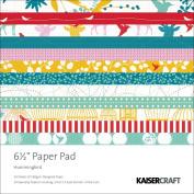 Hummingbird Paper Pad 17cm x 17cm -40 Sheets