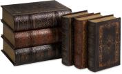 Imax 1920-6 Cassiodorus Book Box Collection - Set of 6