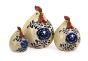 IMAX Scandinavian Chicken Gift Set, Set of 3