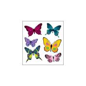 Pro-Art SLCP4503-03876 Sandylion Classpak Stickers-Butterflies Painted