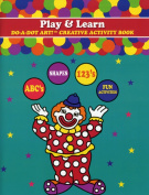 DO-A-DOT ART DADB310 PLAY AND LEARN ACT. BOOK