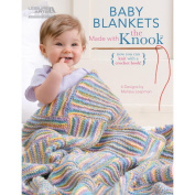 Leisure Arts, Baby Blankets Made With The Knook