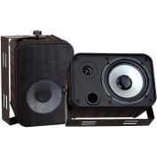 PYLE PDWR50B 2m INDOOR/OUTDOOR WATERPROOF SPEAKERS (BLACK) PYLE PDWR50B 2m INDOOR/OUTDOOR WAT