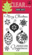 Hero Arts Clear Stamps, Decorate Your Holidays