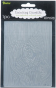 Embossing Folder 11cm x 15cm -Wood Grain
