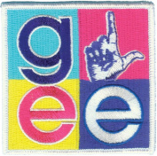 Glee Hand Iron-On Patch