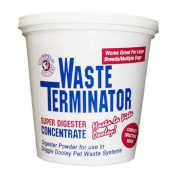 Hueter Toledo DD-3116 Waste Terminator - 1 Year Supply
