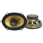 Sound Around Electronics 578GS 5 Inch x 7 Inch 6 Inch x 8 Inch 200 Watts Three-Way Speakers